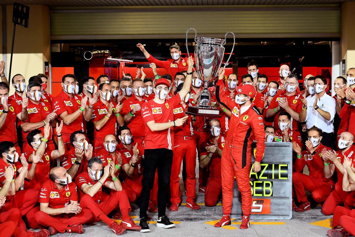 Abu Dhabi: finale amaro per la Ferrari che saluta Vettel