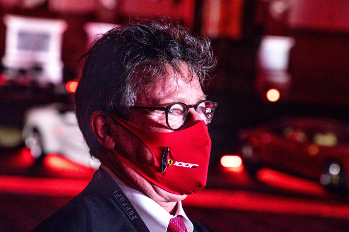 Louis Camilleri lascia Ferrari e Philip Morris con effetto immediato