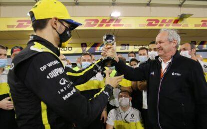 Jérôme Stoll lascia il ruolo di Presidente di Renault Sport Racing