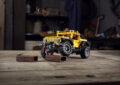 LEGO Technic presenta la Jeep Wrangler Rubicon