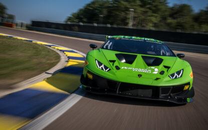 Lamborghini Squadra Corse: i piloti 2021. Torna Bortolotti