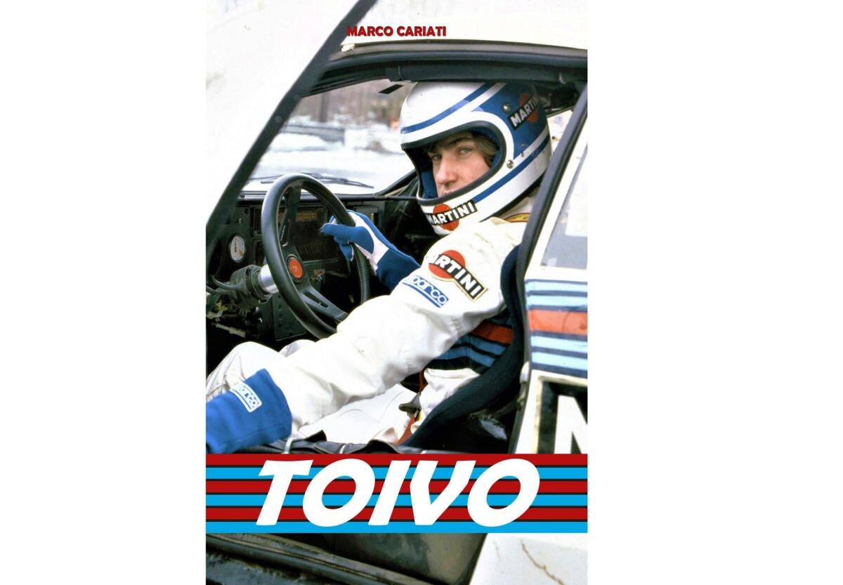 TOIVO La storia sportiva del leggendario Henri Toivonen