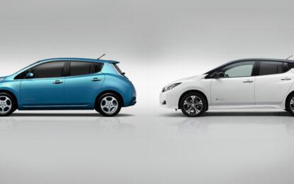 Buon compleanno Nissan LEAF: 10 anni di successi