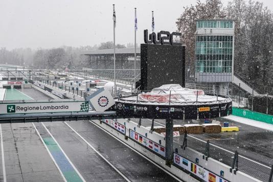 FIA WRC 2020: tutto pronto per il gran finale a Monza