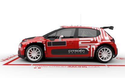 C3 R5 diventa C3 Rally2: nuovo look e più competitiva