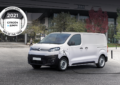 "Citroën ë-Jumpy ""International Van of The Year 2021"""