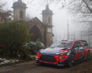 WRC: al Rally di Monza Hyundai punta al secondo Costruttori