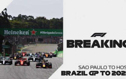 GP del Brasile a Sao Paulo fino al 2025. Coi soldi di Abu Dhabi