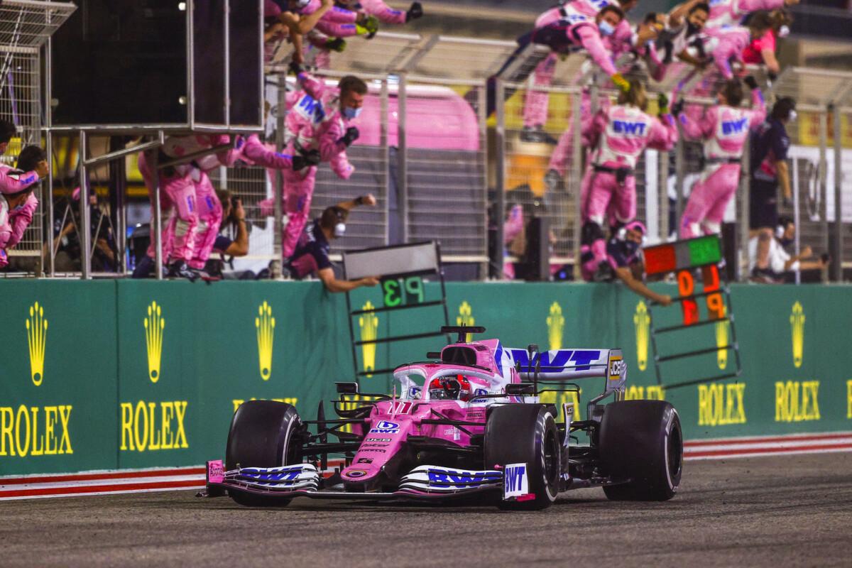 Perez: gara strepitosa usando tutte e tre le mescole