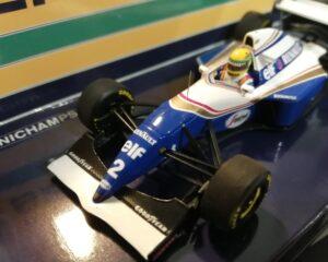 Nel 1994 Capitan Zero doveva essere Ayrton Senna
