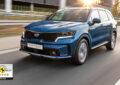 Kia Sorento conquista le 5 stelle Euro NCAP