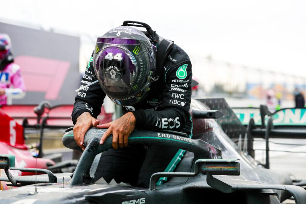 ham 2020 Turkish Grand Prix, Sunday – LAT Images