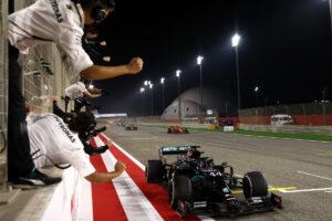 Großer Preis von Bahrain 2020, Sonntag – Steve Etherington