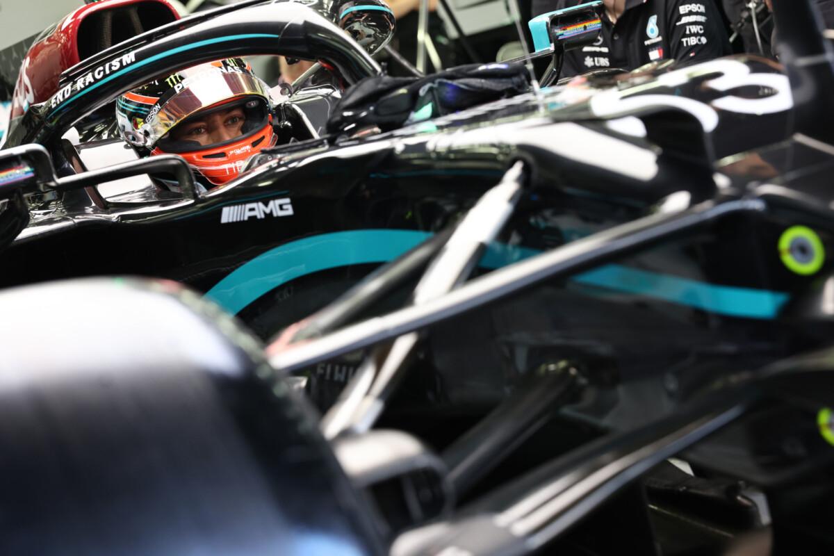 Russell, la Mercedes e i parametri di giudizio di JR Hildebrand