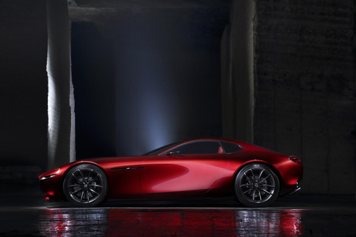 Mazda e i dieci anni dello stile Kodo