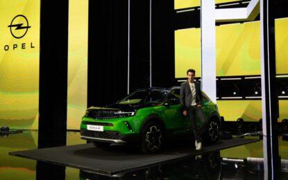 Opel Mokka-e protagonista della finale di X Factor 2020