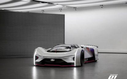 Il prototipo Team Fordzilla P1 debutta nel mondo reale
