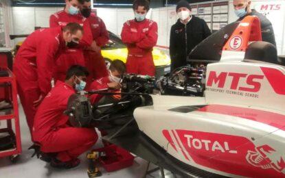 Partiti i corsi MTS 2020-2021 per i professionisti del motorsport