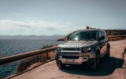 Pirelli Scorpion Zero All Season per il nuovo Land Rover Defender