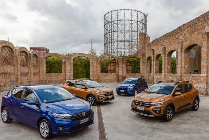 Fotogallery: Nuove Dacia Sandero e Sandero Stepway