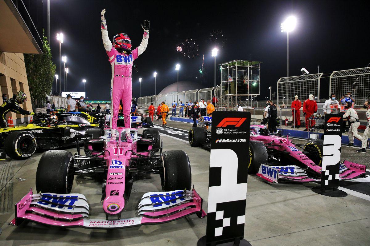Perez e Racing Point: sembra ancora un sogno!
