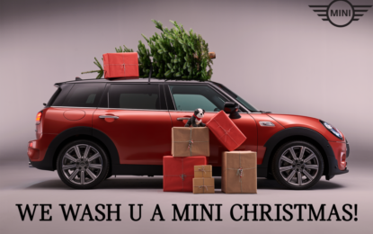 We Wash U A MINI Xmas: un regalo speciale