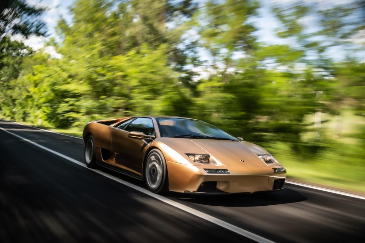 Lamborghini festeggia il 30° anniversario della Diablo