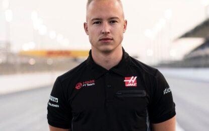 Nikita Mazepin pilota Haas F1 Team dal 2021