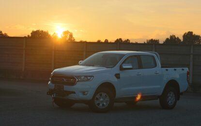 Una flotta di Ford Ranger al Ministero della Difesa