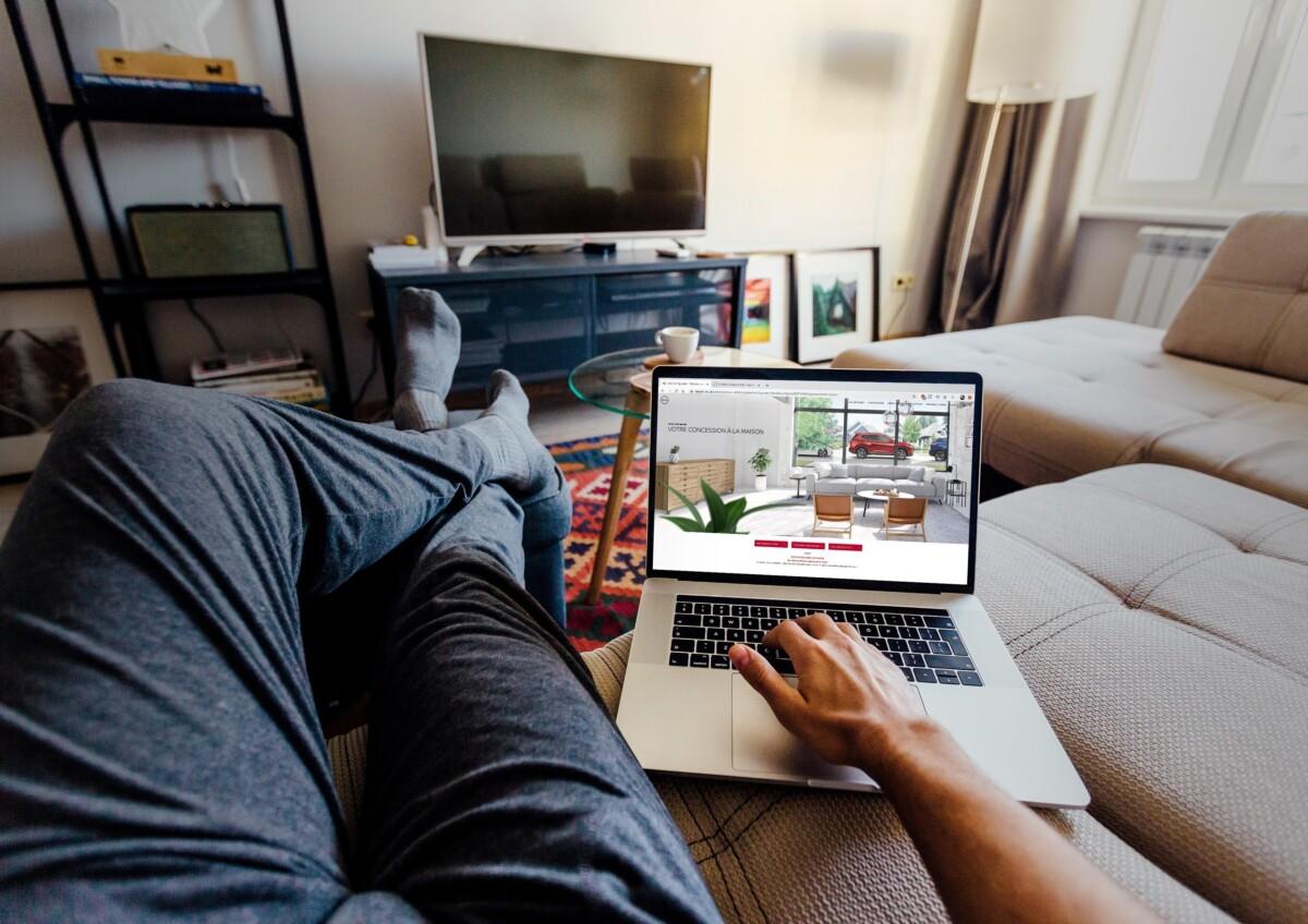 Nissan Shop@Home: nuovi servizi per acquistare online