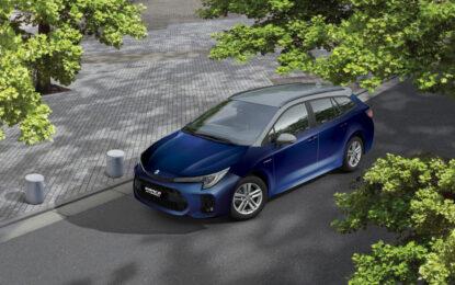 Suzuki SWACE HYBRID: una Limited Edition dedicata al web