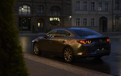Mazda3 Sedan: classe e fascino in una berlina