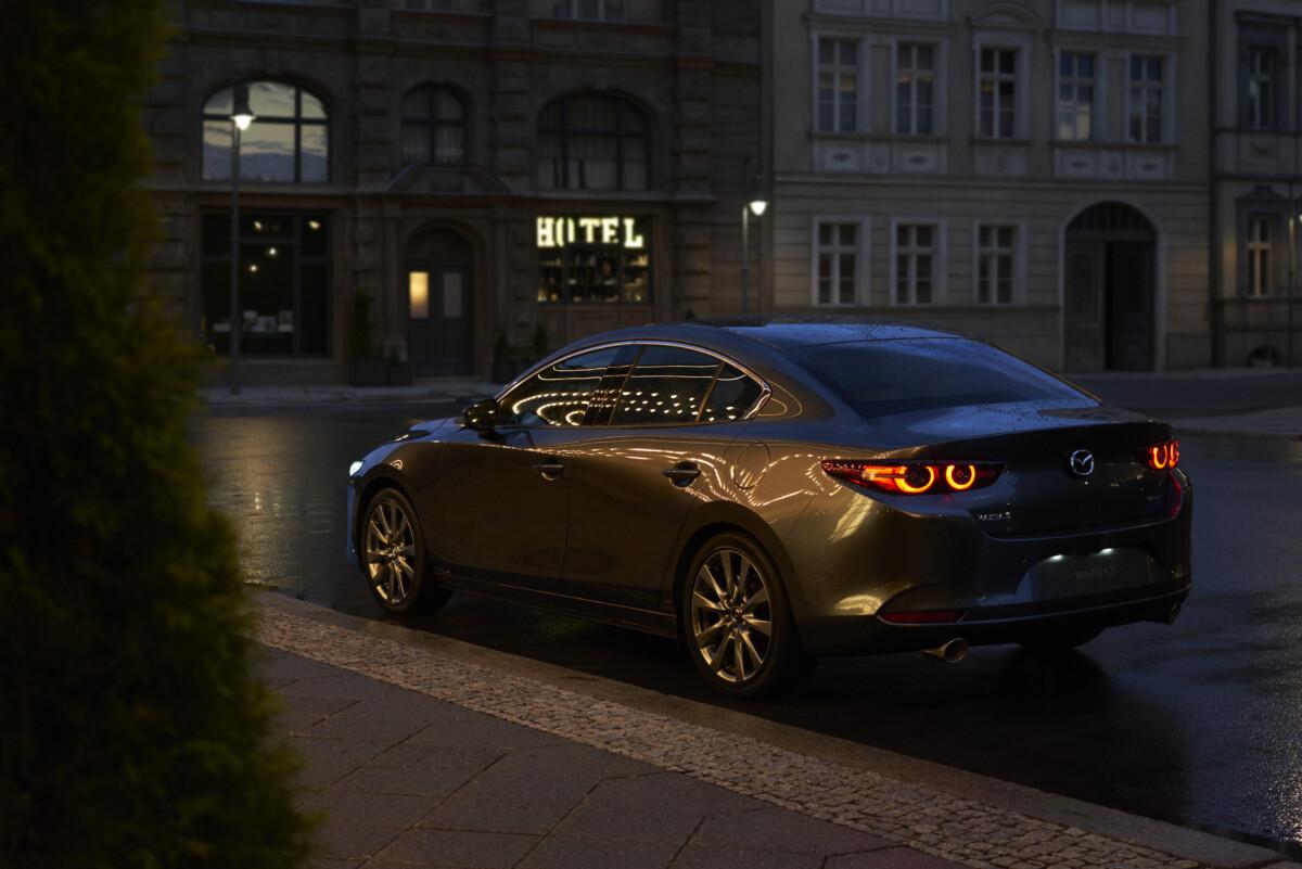 Mazda3 Sedan: classe e fascino in una berlina