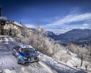 Alpine veloci, affidabili e vincenti a Montecarlo