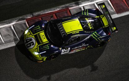 12 Ore del Golfo: tre Ferrari al via. E anche Valentino Rossi