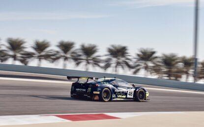 12 Ore del Golfo: vittoria per la Ferrari #27. Valentino Rossi a podio