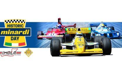Historic Minardi Day 2021 rinviato