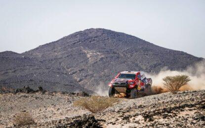 Dakar: nella quarta tappa vittorie di Barreda e Al Attiyah