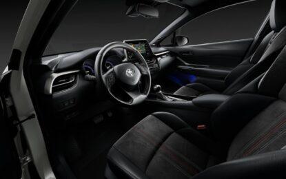 Alcantara e Toyota insieme per la guida sportiva nel rispetto dell'ambiente