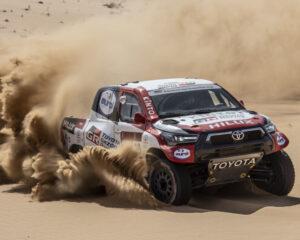 Dakar 2021: TOYOTA GAZOO Racing in corsa con quattro Hilux