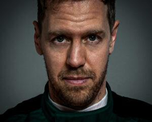 Prima visita di Vettel in Aston Martin