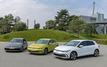 Anche nel 2020, Golf auto più venduta in Europa e berlina compatta top in Italia