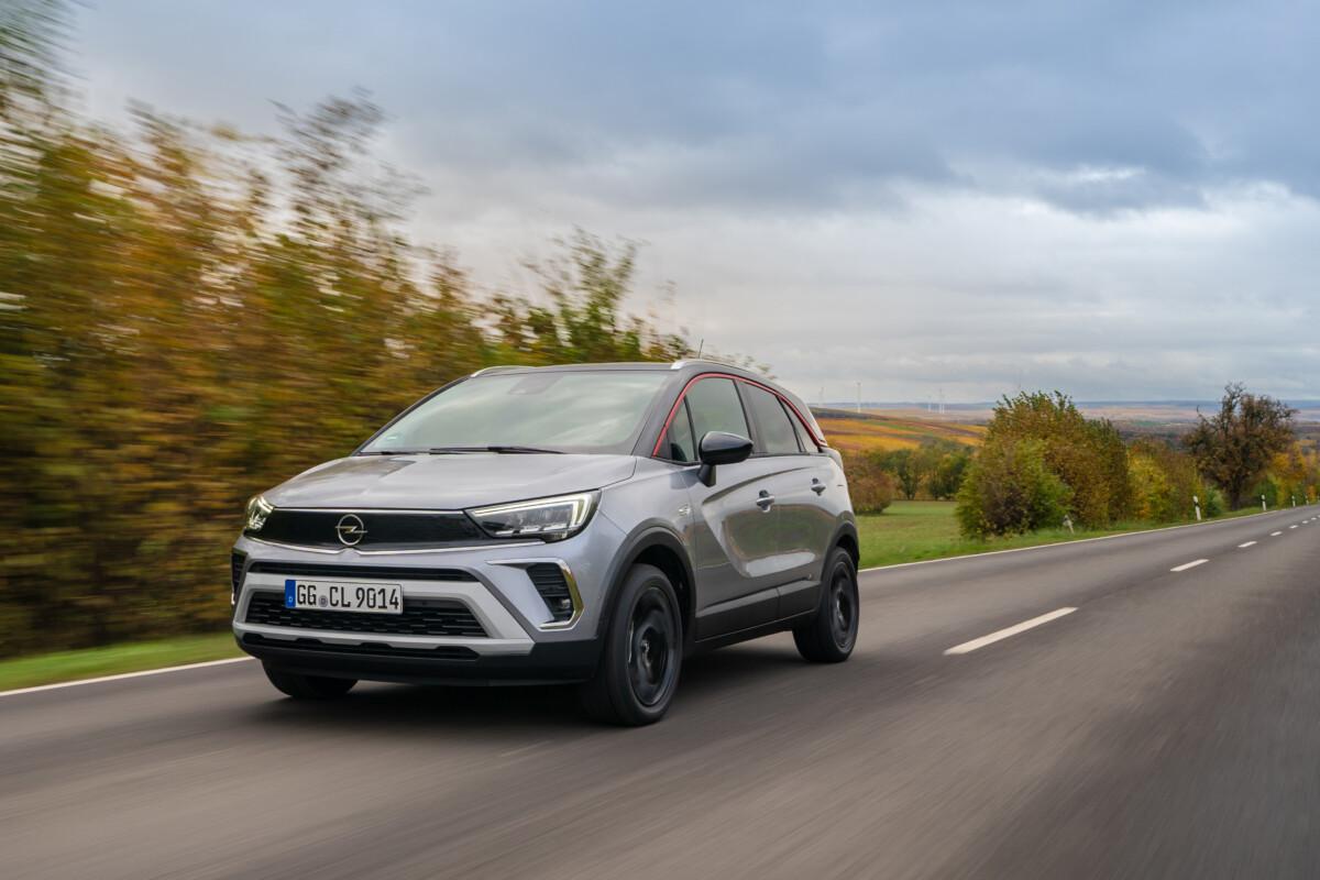 Nuovo Opel Crossland vi aspetta in concessionaria