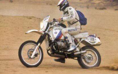 E' morto Hubert Auriol, la leggenda della Dakar