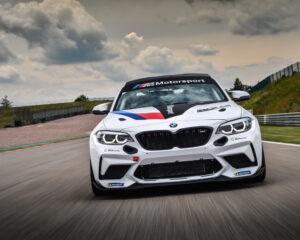 Primo monomarca BMW M2 CS Racing Cup Italy