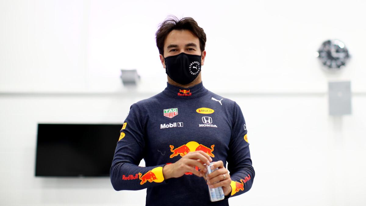 Perez a Milton Keynes per il primo contatto con la Red Bull