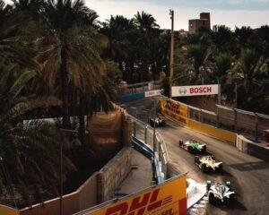 Formula E: il 2021 partirà dall'Arabia il 26 febbraio