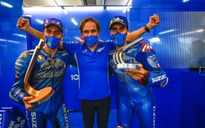Primo step: Davide Brivio lascia Suzuki Ecstar per una nuova sfida