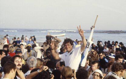 "La Dakar saluta Hubert Auriol ""L'Africano"""