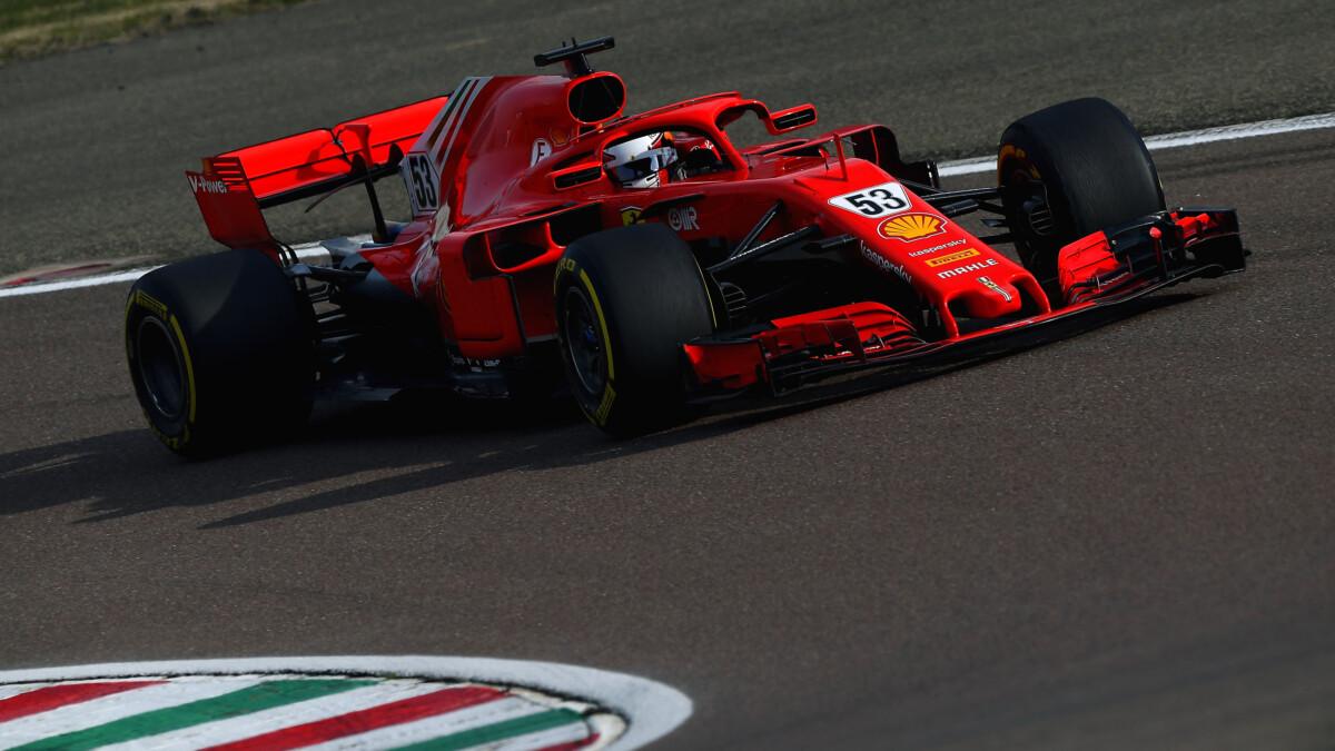 Ferrari: sette piloti e oltre 500 giri e 1500 km nei test a Fiorano